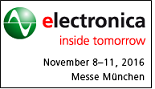 Johanson at Electronica 2016 trade show